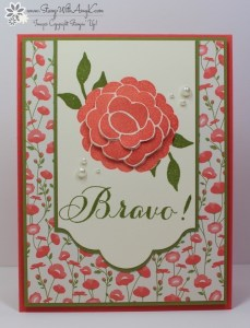 Bountiful Borders 2 - Stamp With Amy K