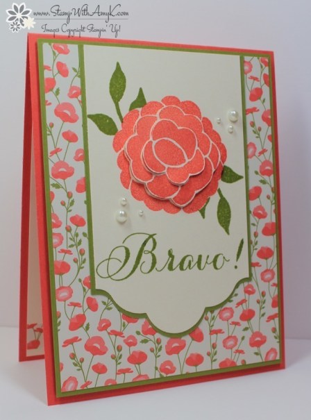 Bountiful Borders - Stamp With Amy K