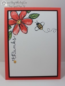 Garden in Bloom 2 - Stamp With Amy K