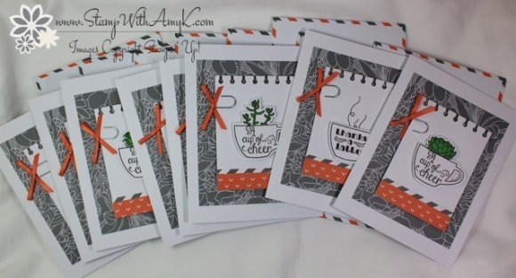 July Paper Pumpkin Kit - Stamp With Amy K