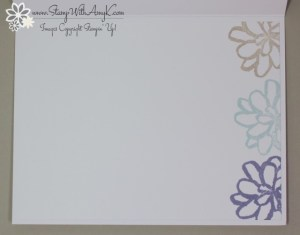Watercolor Words 4 - Stamp With Amy K