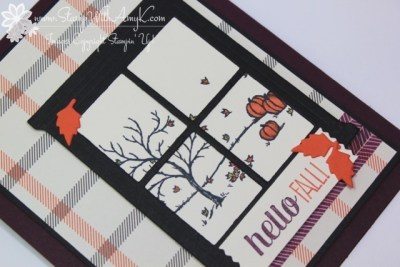 Happy Scenes 3 - Stamp With Amy K