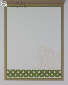 Lighthearted Leaves 4 - Stamp With Amy K