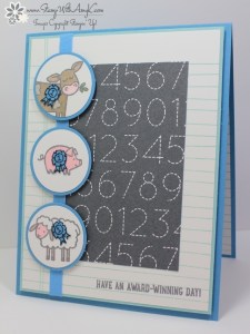 Barnyard Babies 1 - Stamp With Amy K