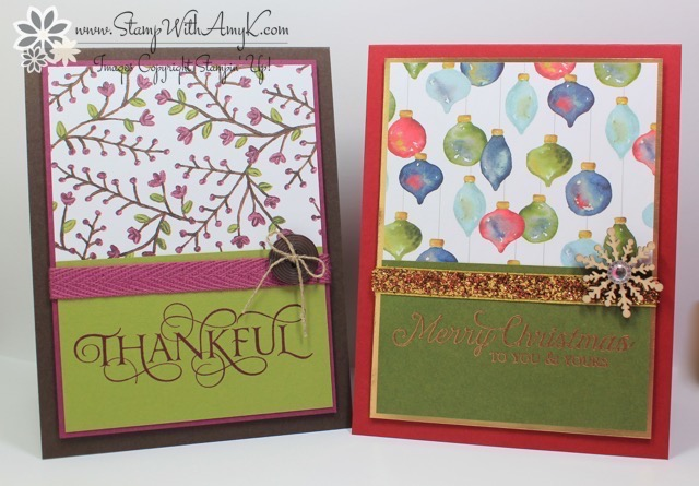 Six Sayings - Stamp With Amy K