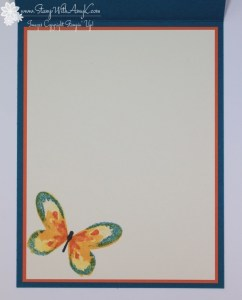 Watercolor Wings 1 - Stamp With Amy K