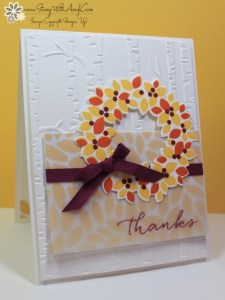 Wondrous Wreath 1- Stamp With Amy K