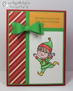 Christmas Cuties 2 - Stamp With Amy K