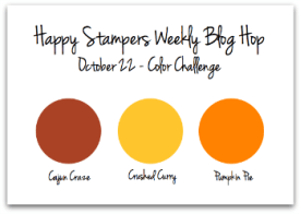 Color Challenge Oct 22