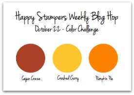Color Challenge Oct 22