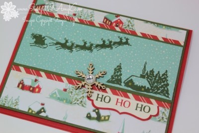 Cozy Christmas 3 - Stamp With Amy K