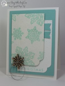 Flurry of Wishes 1 - Stamp With Amy K