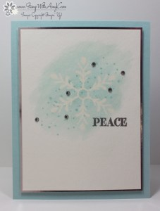 Holly Jolly Greetings 1 - Stamp With Amy K