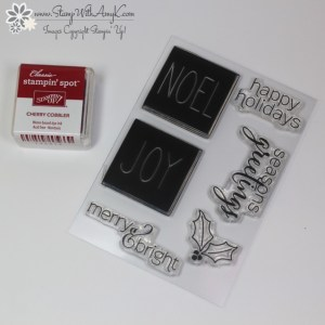 November Paper Pumpkin 3 - Stamp With Amy K