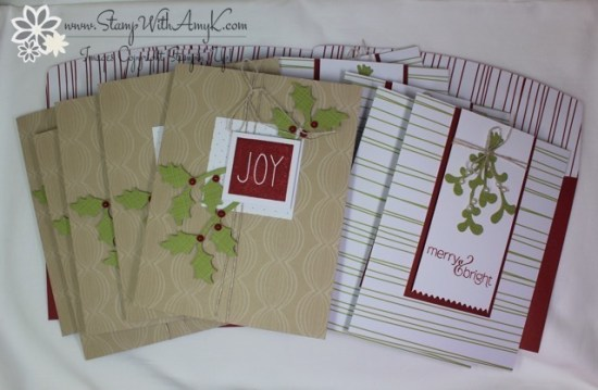 November Paper Pumpkin - Stamp With Amy K