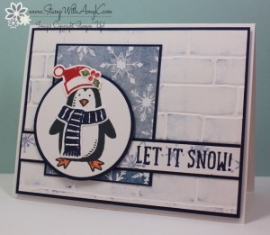 Snow Place 2 - Stamp With Amy K