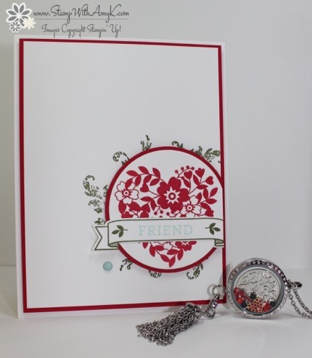 Bloomin' Love - Stamp With Amy K