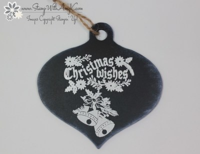 Cozy Christmas 1 - Stamp With Amy K