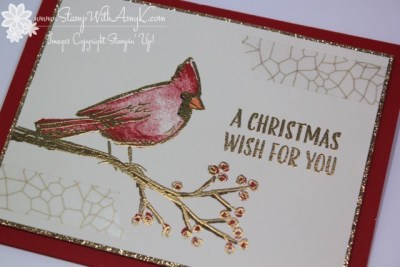 Joyful Season 3 - Stamp With Amy K