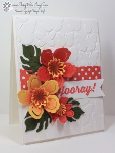 Perfect Pairings 1 - Stamp With Amy K
