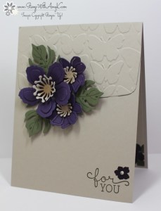 Botanical Blooms 2 - Stamp With Amy K