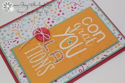 Bravo 3 - Stamp With Amy K
