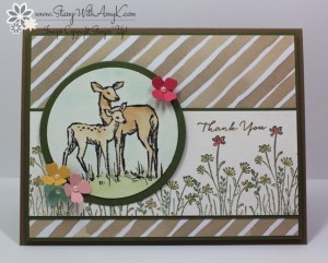 In the Meadow 1 - Stamp With Amy K