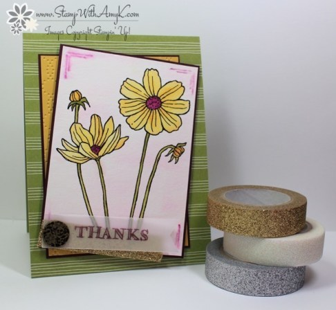 Helping Me Grow 3 - Stamp With Amy K