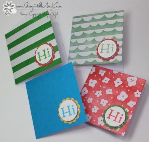 Party Pants - Stamp With Amy K