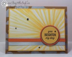 Sunburst Sayings 2 - Stamp With Amy K