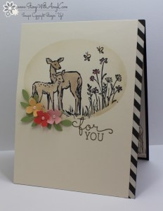 In The Meadow 2 - Stamp With Amy K