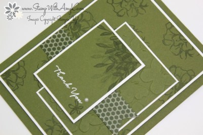 What I Love 3 - Stamp With Amy K