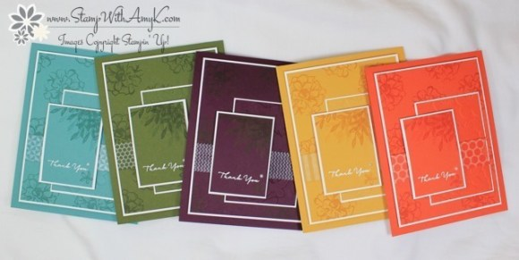 What I Love 7 - Stamp With Amy K