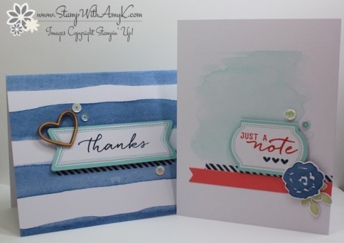 Watercolor Wishes 10 - Stamp With Amy K