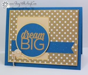 Enjoy the Little Things 2 - Stamp With Amy K