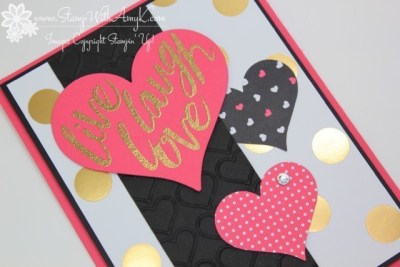 Layering Love 3 - Stamp With Amy K