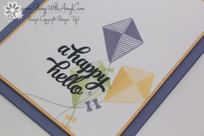 Stampin' Up! Swirly Bird 3 - Stamp With Amy K