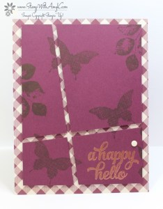 Tin of Cards 1 - Stamp With Amy K