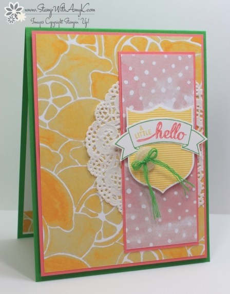 Badges & Banners - Stamp With Amy K