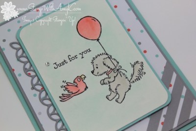 Bella & Friends 3 - Stamp With Amy K