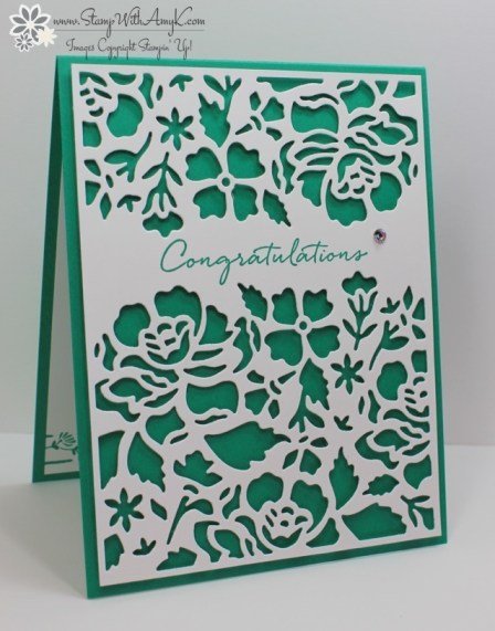 Floral Phrases - Stamp With Amy K