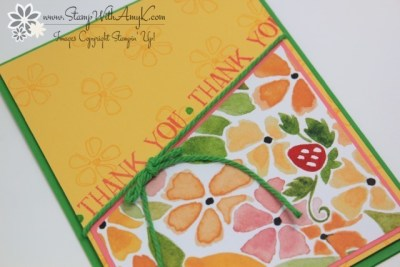 Fresh Fruit 3 - Stamp With Amy K