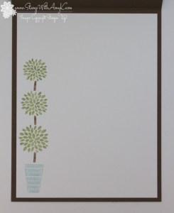 Vertical Greetings 4 - Stamp With Amy K