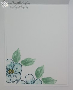 Penned & Painted 4 - Stamp With Amy K