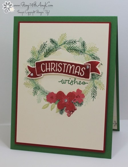 Time of Year - Stamp With Amy K