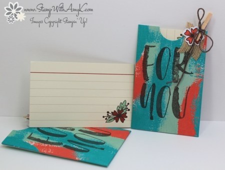 August Paper Pumpkin 2 - Stamp With Amy K
