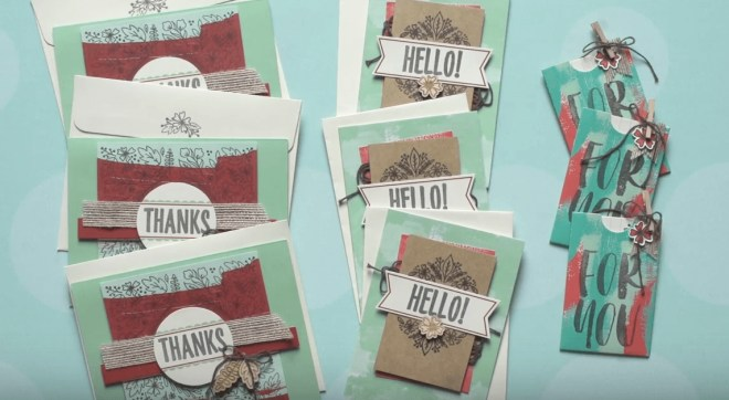 August Paper Pumpkin - Stamp With Amy K