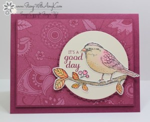 Best Birds 1 - Stamp With Amy K