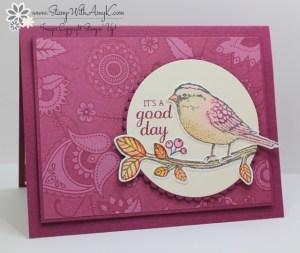 Best Birds 2 - Stamp With Amy K