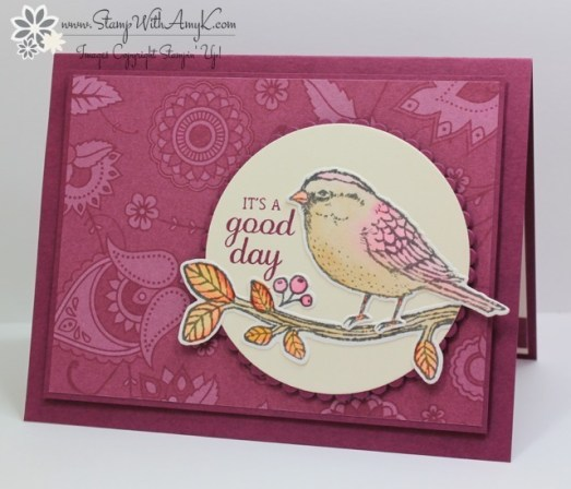 Best Birds - Stamp With Amy K